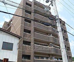 京都府城陽市久世中久世町3丁目の賃貸マンションの外観