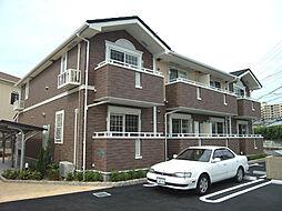 大阪府和泉市唐国町2丁目の賃貸アパートの外観