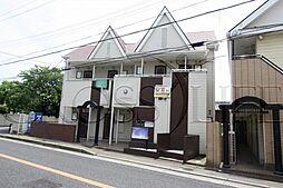 サンブルー江井島[2階]の外観