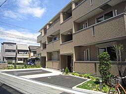 大阪府大阪市東淀川区淡路4丁目の賃貸アパートの外観