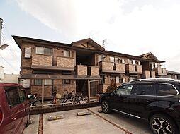 奈良県香芝市畑4丁目の賃貸アパートの外観