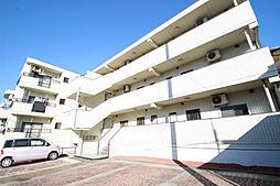愛知県名古屋市天白区池場4の賃貸マンションの外観