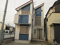 大阪府四條畷市蔀屋新町の賃貸マンションの外観
