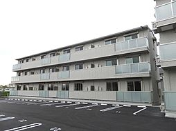セジュールDH A棟[3階]の外観
