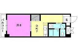 グレース88[203 号室号室]の間取り