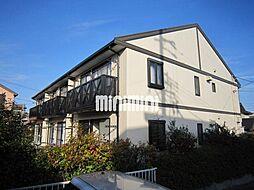 グリンピア雁宿[1階]の外観