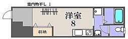 [一戸建] 大阪府大阪市此花区西九条4丁目 の賃貸【/】の間取り