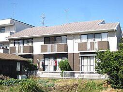 愛知県名古屋市北区如意2丁目の賃貸アパートの外観