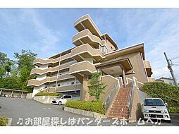 大阪府枚方市印田町の賃貸マンションの外観