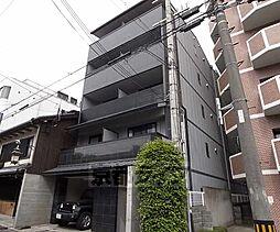 京都府京都市下京区富小路通高辻下る恵美須屋町の賃貸マンションの外観