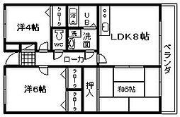 蛸地蔵駅 5.1万円
