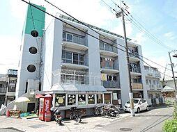 大阪府茨木市総持寺1丁目の賃貸マンションの外観
