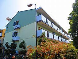グランドミールA棟・B棟・C棟[2階]の外観
