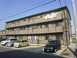 愛知県あま市小路2丁目の賃貸アパートの外観