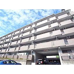 奈良県奈良市西登美ケ丘2丁目の賃貸マンションの外観