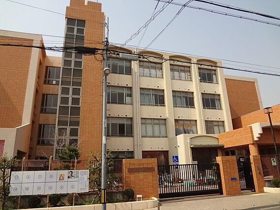 鶴見橋中学校