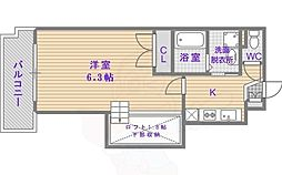 室見駅 5.1万円