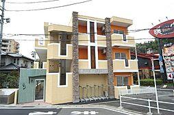 東京都町田市能ヶ谷4丁目の賃貸マンションの外観