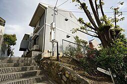 プレステージ千里山A棟[2階]の外観