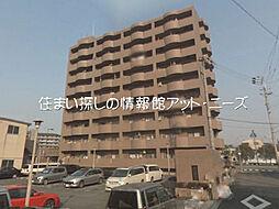 ラフィーネ鶴見緑地[601号室]の外観