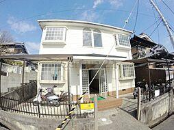 兵庫県西宮市上ケ原山手町の賃貸アパートの外観