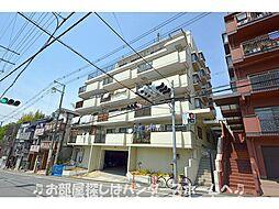 大阪府枚方市東中振1丁目の賃貸マンションの外観