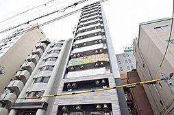 エステムコート北堀江[6階]の外観