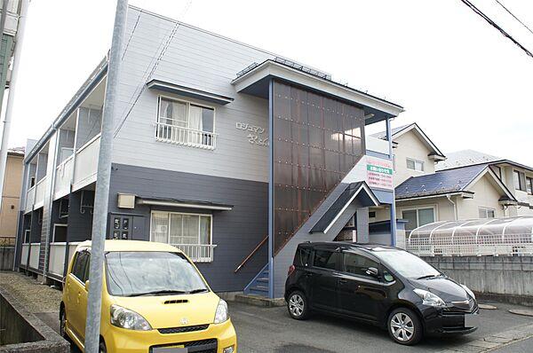 ロジュマンさくらんぼ 1階の賃貸【山形県 / 山形市】