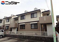 セジュールKATSUMI[1階]の外観