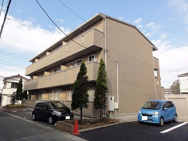 キャッスル桜木[102号室]の外観