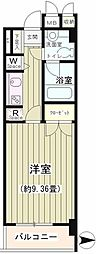NONA PLACE渋谷神山町[1階]の間取り