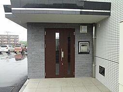 宮崎県宮崎市本郷北方の賃貸マンションの外観