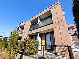 千葉県成田市久住中央1丁目の賃貸マンションの外観