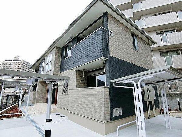 兵庫県明石市東野町の賃貸アパート