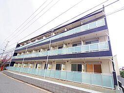 千葉県千葉市花見川区幕張町5の賃貸アパートの外観