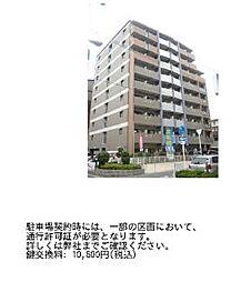 大阪府大阪市阿倍野区阪南町2の賃貸マンションの外観
