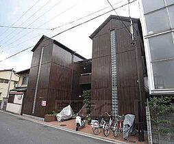 京都府京都市伏見区山崎町の賃貸マンションの外観