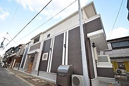 阪堺電気軌道阪堺線 安立町駅 徒歩2分の賃貸アパート