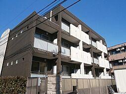 東京都調布市西つつじケ丘3の賃貸マンションの外観