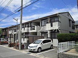 兵庫県神戸市西区池上4丁目の賃貸アパートの外観