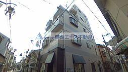 鶴橋ツリガミビル[4階]の外観