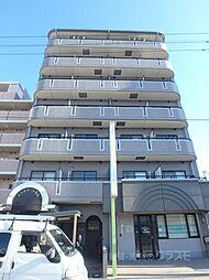 大阪府大阪市住吉区我孫子西2の賃貸マンションの外観