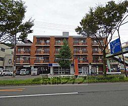 京都府京都市左京区上高野上荒蒔町の賃貸マンションの外観