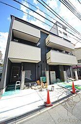 大阪府大阪市北区浮田1丁目の賃貸アパートの外観