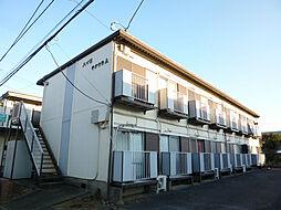 茨城県つくば市春日4丁目の賃貸アパートの外観