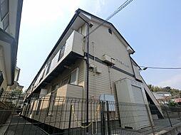 千葉県千葉市中央区川戸町の賃貸アパートの外観