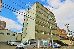 ウイングコート東大阪[4階]の外観