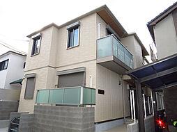 兵庫県西宮市甲子園六番町の賃貸アパートの外観