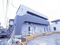 RESIDENCE ODASAGA[202号室]の外観