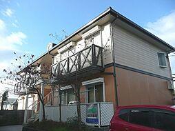 大阪府茨木市耳原3丁目の賃貸アパートの外観